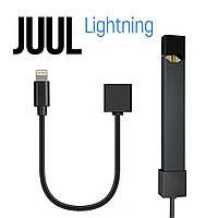 Кабель для зарядки JUUL от смартфона, Lightning / Jmate