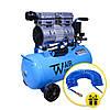 Воздушные компрессоры безмасляный поршневой Tесла Велд TW V 180 + Шланг пневматический спиральный