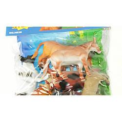 Животные домашние в пакете