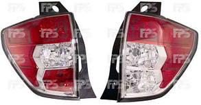 Левый задний фонарь Субару Форестер 08-12, без патронов / SUBARU FORESTER (2008-2012)