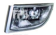 Левая фара противотуманная Тойота Прадо J120 без лампы / TOYOTA LAND CRUISER PRADO J120 (2003-2009)