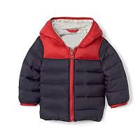 Модная детская куртка Графит для мальчика