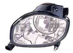 Левая фара противотуманная Тойота Авенсис 03-06 без лампы / TOYOTA AVENSIS (2003-2008)