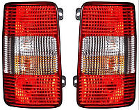 Правый задний фонарь Вольксваген Кадди 04-10, кузов 1/2 двери (в комплекте с универсальными крепежами), без платы / VOLKSWAGEN CADDY (2004-2015)