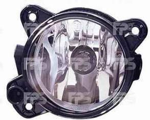 Правая фара противотуманная Вольксваген Крафтер 06-11 под лампу hb4 (круглая) без лампы / VOLKSWAGEN CRAFTER (2006-2011)