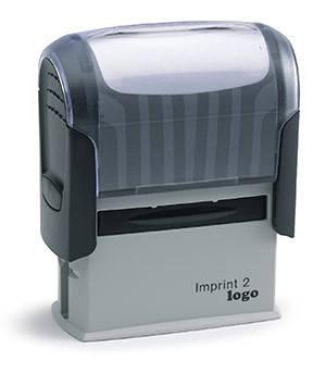 Датер Trodat Imprint 2 logo 47х18  мм б/у, фото 2