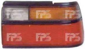 Правый задний фонарь Тойота Королла E9, кузов седан, черная полоса, без платы / TOYOTA COROLLA E9 (1987-1992)