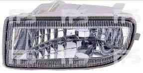 Левая фара противотуманная Тойота Ланд Крузер J100 / TOYOTA LAND CRUISER J100 (1998-2008)