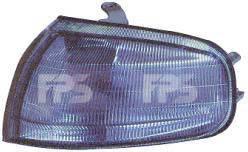 Левый фонарь габаритный Тойота Камри XV10 белый (eur.) без патрона / TOYOTA CAMRY XV10 (1992-1996)