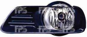 Правая фара противотуманная Тойота Камри XV40 с решеткой год 2006-10 без лампы / TOYOTA CAMRY XV40 (2006-2011)