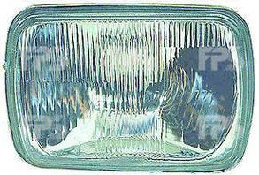Левая (правая) фара Тойота HI-ACE 89-95 прямоуг. 142x200 h4 (без габарита) без рамки / TOYOTA HI-ACE (1989-1995)