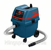 Пылесос для влажного и сухого мусора Bosch GAS 25 L SFC Professional 0601979103