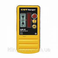 Ручной приемник для построителей плоскостей CST/berger LLD20 F034069700