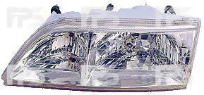 Левая фара Дэу Эсперо 95-99 механическая регулировка / DAEWOO ESPERO (1995-1999)
