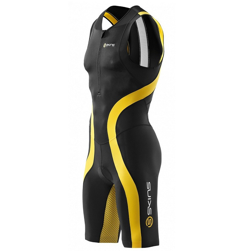 Стартовый костюм Skins Tri400 Compression Tri Suit Sleeveless T50052032