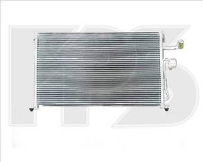 Радиатор кондиционера Чери Элара A5 06-11 (A21) / CHERY ELARA (2006-2012)