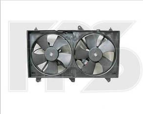 Вентилятор в сборе Чери Элара A5 06-11 (A21) / CHERY ELARA (2006-2012)