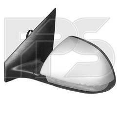 Правое зеркало Чери M11 электрический привод; с обогревом; выпуклое / CHERY M11 (2008-2013)