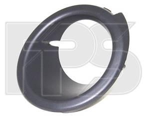 Левая рамка противотуманки Шевролет Каптива 06-11 / CHEVROLET CAPTIVA (2006-2011)