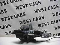 Замок двери задней левой с ручкой Ford Fiesta 2002-2008 Б/У