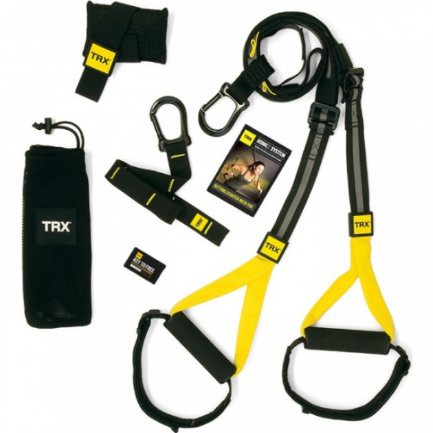 Тренировочные петли TRX Tina Fitstudio