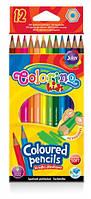 Олівці кольорові Colorino 12 кольорів (14687PTR/1)