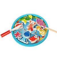 Деревянная игрушка Рыбалка MD 1047