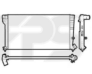 Радиатор Пежо Партнер 97-02 / PEUGEOT PARTNER (1997-2002)
