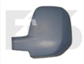 Левая крышка зеркала Пежо Партнер текстура / PEUGEOT PARTNER (2008-2012)