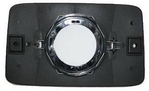 Правый вкладыш зеркала Пежо J5 -94 без обогрева выпуклый / PEUGEOT J5 (1981-1994)
