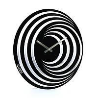Настенные Часы металлические Гипноз