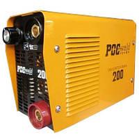 Сварочный аппарат инвертор POCweld ММА-200 Росвелд 35720