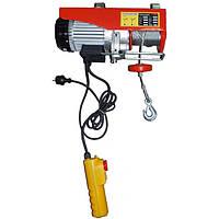 Тельфер электрическая лебедка Forte FPA-800 Форте 37689