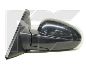 Левое зеркало Дэу Нубира II -04 электрический привод; без обогрева; плоское / DAEWOO NUBIRA II (1999-2004)