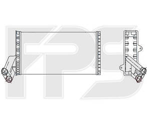 Печка Фиат Скудо (2003-2007) / FIAT SCUDO (2003-2007)
