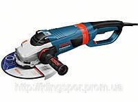 Угловая-шлифовальная машина (болгарка) BOSCH GWS 26-230 LVI Professional0601895F04