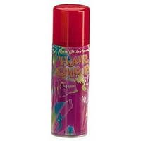 Цветной спрей для волос FLUO розовый, 125 мл