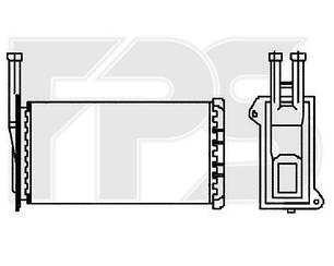 Печка Форд Эскорт (MK V-VI-VII) 87-93 / FORD ESCORT (1986-1990)