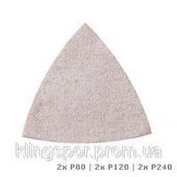 Шлифовальный лист Dremel Multi-Max для удаления краски (P80, P120 И P240) (MM70P) 2615M70PJA