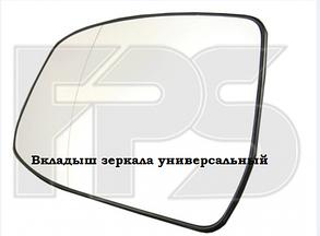 Левый вкладыш зеркала Джили Эмгранд EC7 09- / GEELY EMGRAND (2009-)