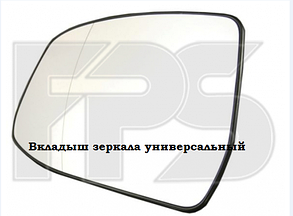 Правый вкладыш зеркала Джили Эмгранд EC7 09- / GEELY EMGRAND (2009-)