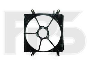 Кожух вентилятора радиатора Хонда Аккорд 6 99-02 ЕВРОПА седан/хечбек / HONDA ACCORD 6 (1999-2002)