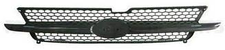 Решетка Хюндаи Гетц 02-05 накладка решетки черн. / HYUNDAI GETZ (2002-2011)