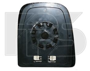 Правый вкладыш зеркала Ивеко Дейли -11 с обогревом выпуклый верхний / IVECO DAILY (2006-2011)