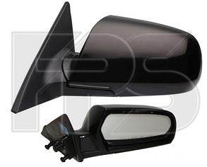 Левое зеркало Киа Мажентис II электрический привод; с обогревом; выпуклое / KIA MAGENTIS II (2006-2008)