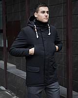 Куртка парка зимняя мужская ELIT черный