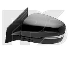 Левое зеркало Мазда CX9 10-12 электрический привод; складывание, с обогревом; выпуклое; с указ. поворота; без подсветки / MAZDA CX-9 (2008-2015)