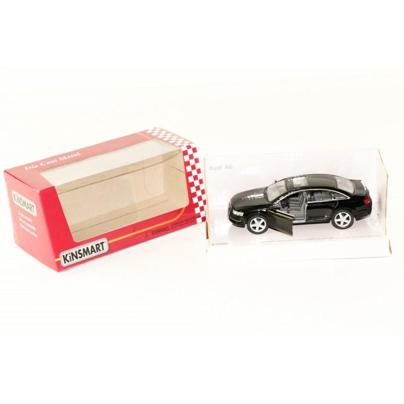 "KINSMART Мет. машина ""Audi"" A6"