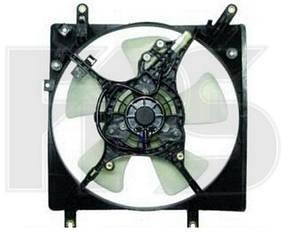 Вентилятор в сборе Митсубиши Галант 97-04 (EA) / MITSUBISHI GALANT (1997-2004)