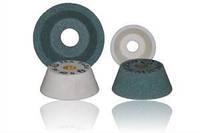 Шлифовальная чашка коническая ЧК 125 х 50 х 32 14А 40 СМ точильный камень абразивный диск